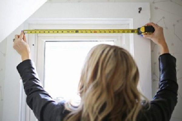 Hướng dẫn cách đo rèm cửa