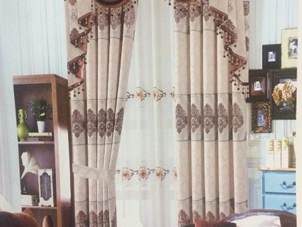 Rèm vải chống nắng 881-1