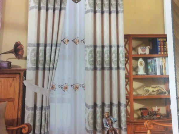 Rèm vải chống nắng 883-1