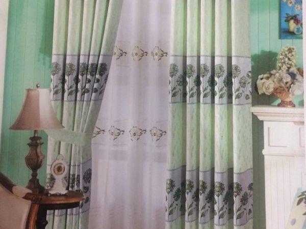 Rèm vải chống nắng 886-3