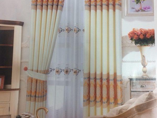 Rèm vải chống nắng 887-3