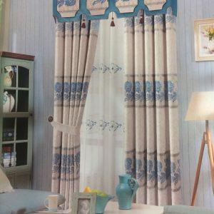 Rèm vải chống nắng 881-2