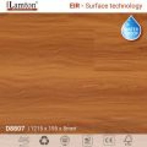 Sàn gỗ Lamton D8807 Odessa Mahogany