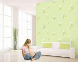 Bí quyết chọn giấy dán tường cho ngôi nhà