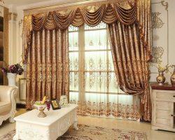 Những mẫu rèm cửa quận 9 đẹp nhất cho phòng khách
